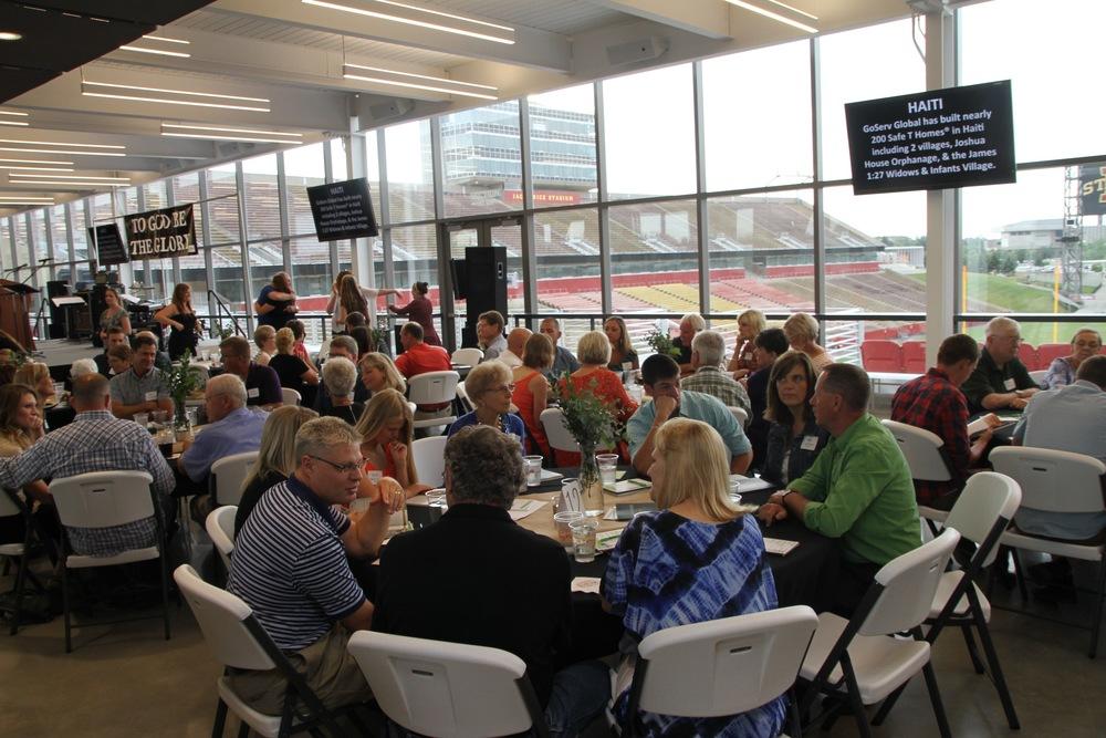 NonProfit Anniversary event management