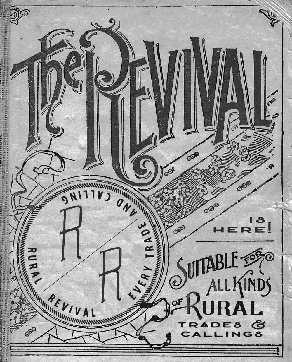 design for rural revival