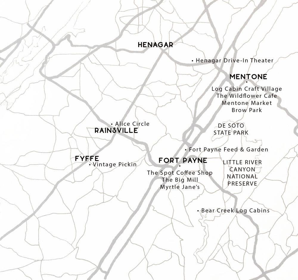map for rural revival