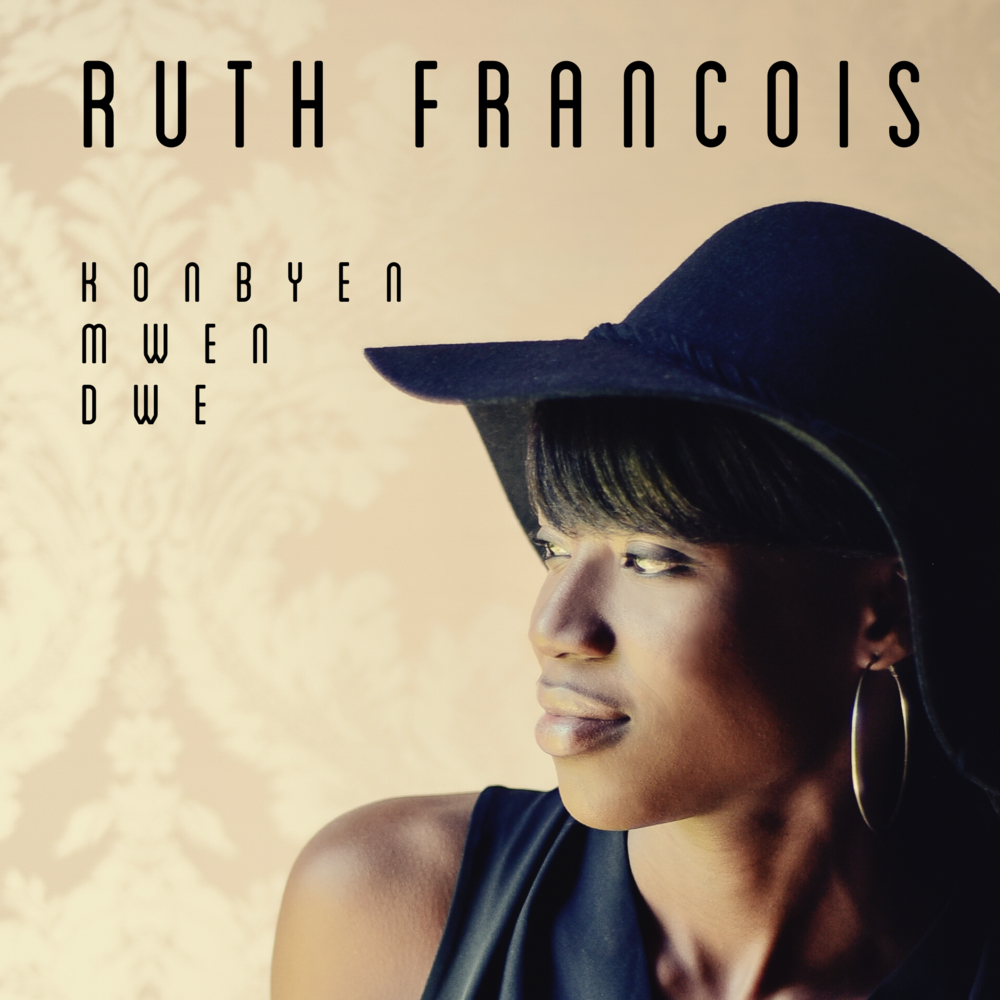 RUTH FRANCOIS ALBUM COVER