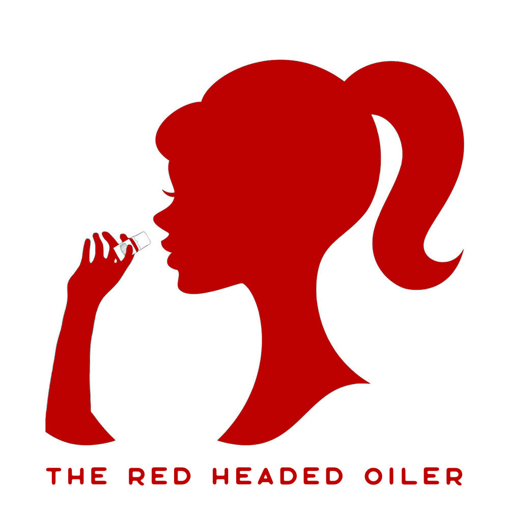 THE RED HEADED OILER BRANDING