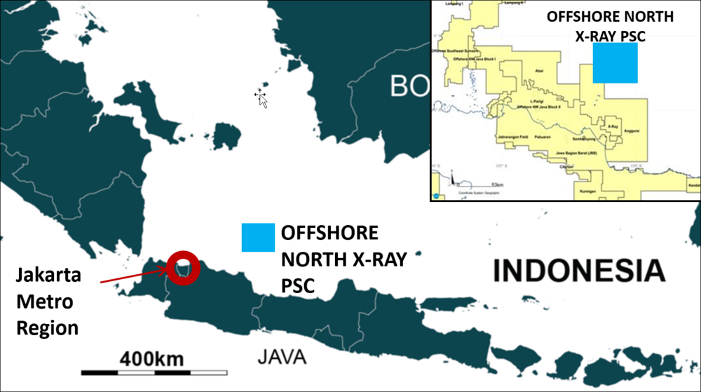 Offshore North X-ray PSC