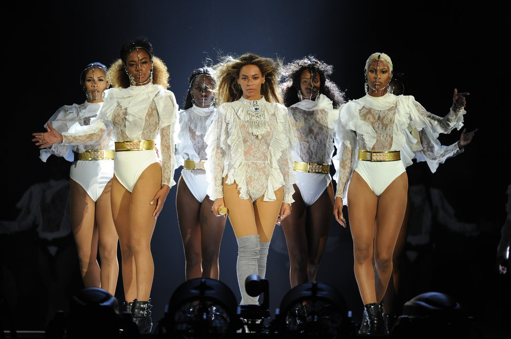 Beyonce - Afrofuturism - Black To The Future