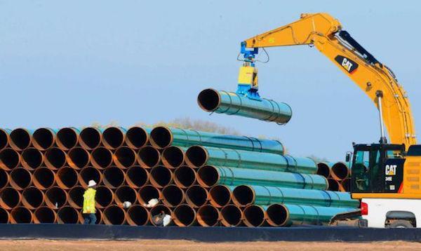 Dakota Access Pipeline Perspectives - Native Lives Matter