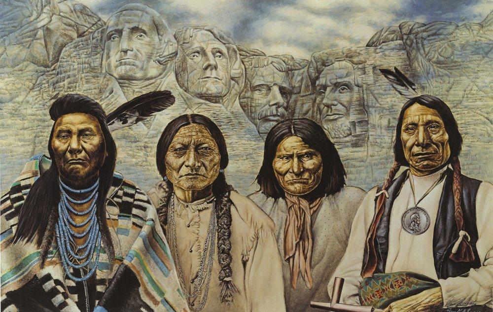 Original Founding Fathers, 2013 (credit: David Behrens)