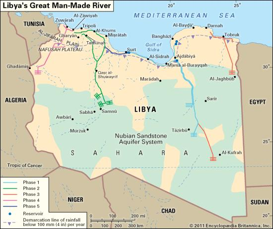 Muammar Gaddafi and the Libyan Government's Dream of a United States of Africa
