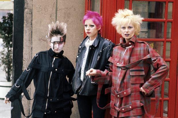 b12cc3a282 Punk Fashion Done Right: Vivienne Westwood — MOT MAG