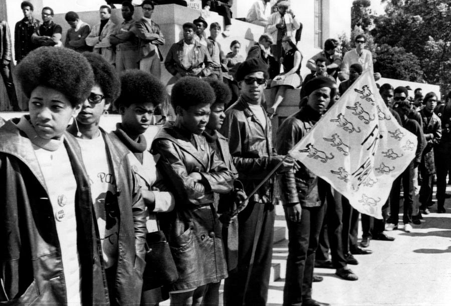 The Fashion History of Activism - Clothing a Generation of Rebels With a Cause