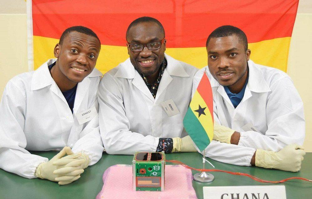 Benjamin Bonsu ,  Ernest Teye Matey , and Joseph Quansah. (credit:  Techcrunch.com )