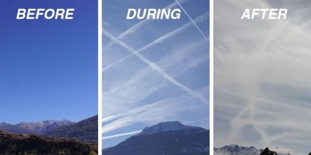 What Are Chemtrails? - The Toxic Warfare in the Sky
