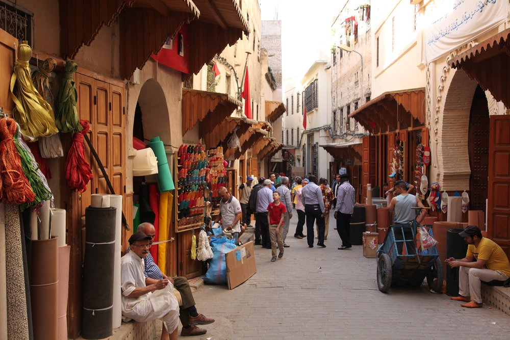 Moroccan Travel Guide: MOT Travel Issue 1