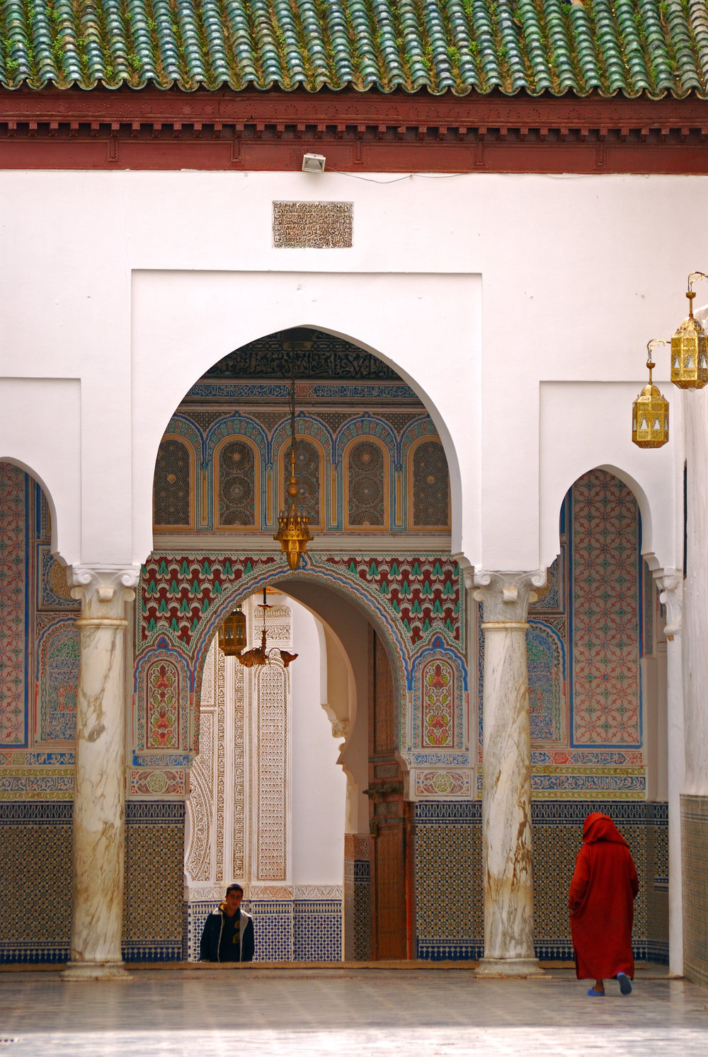 Mausoleum Moulay Idriss 2
