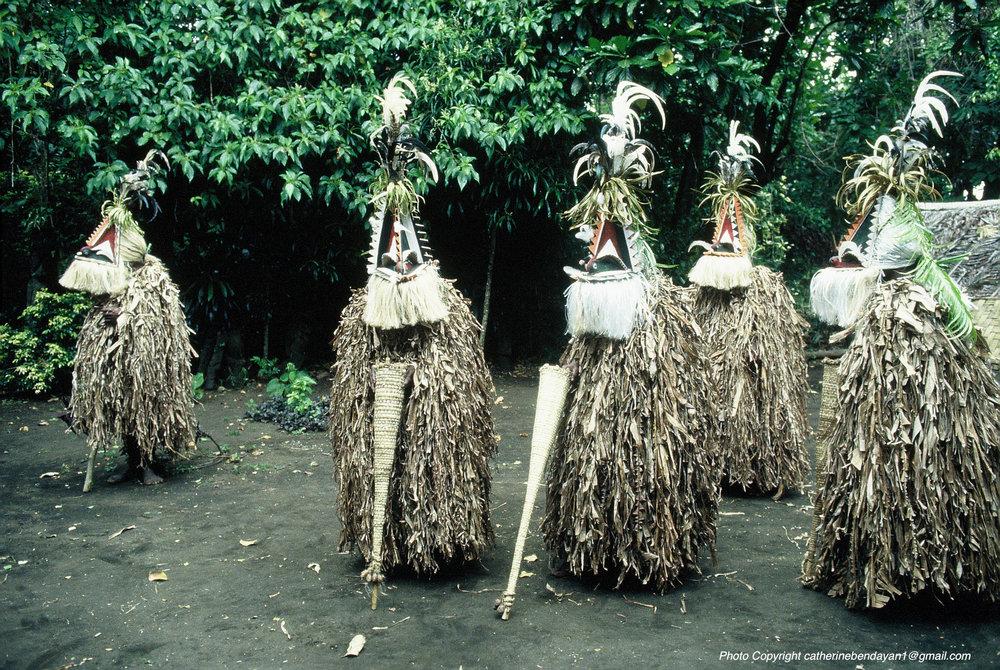 Indigenous Veganism - The Vanuatu Archipelago