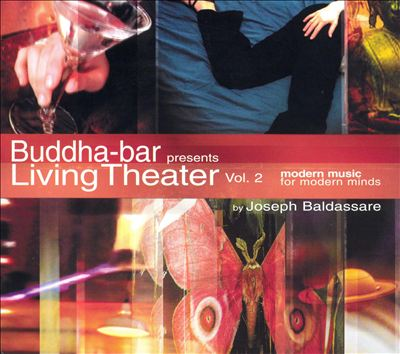 Buddha-bar - Living Theater Volume 2