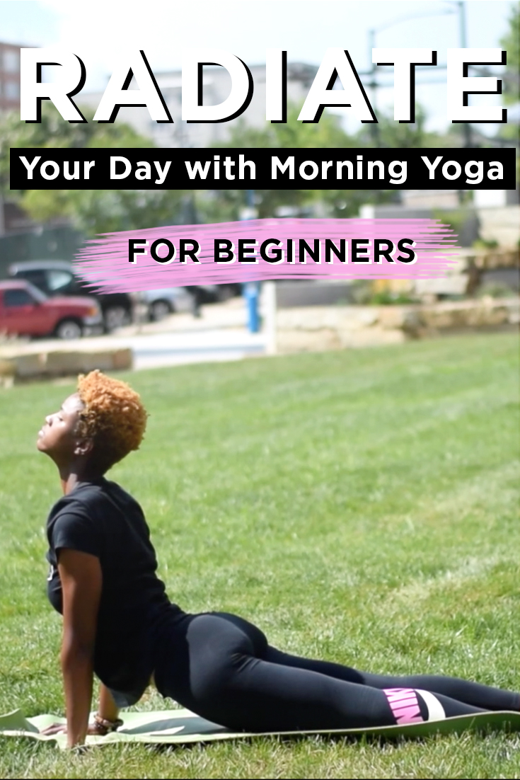 Sun Salutation A Is Very Effective Yoga Sequence To Get Your Morning Poses In For The Day Salutations Lengthen Strengthen And Flex