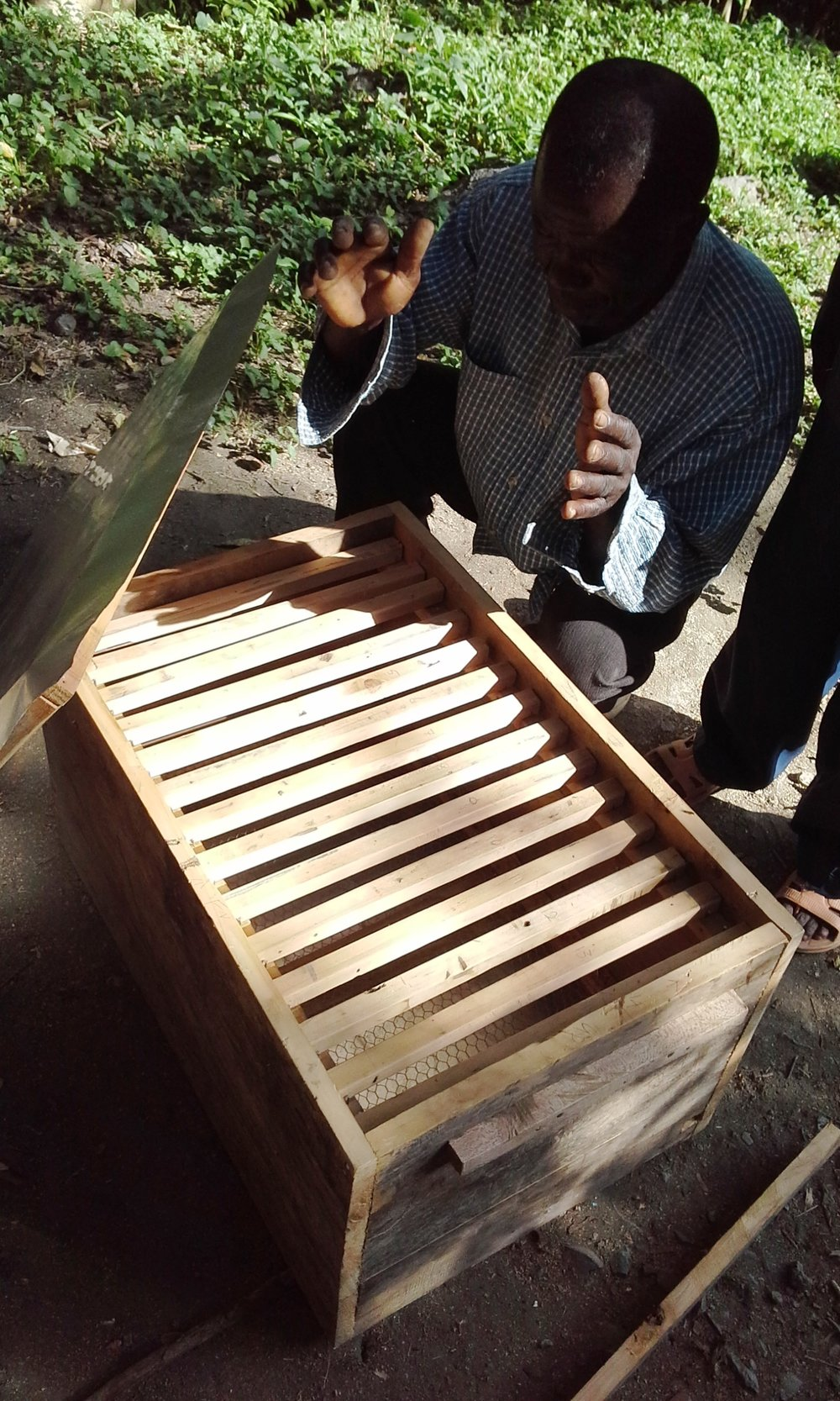 Beekeeping - Permaculture on Mfangao Island | Governor's Camp
