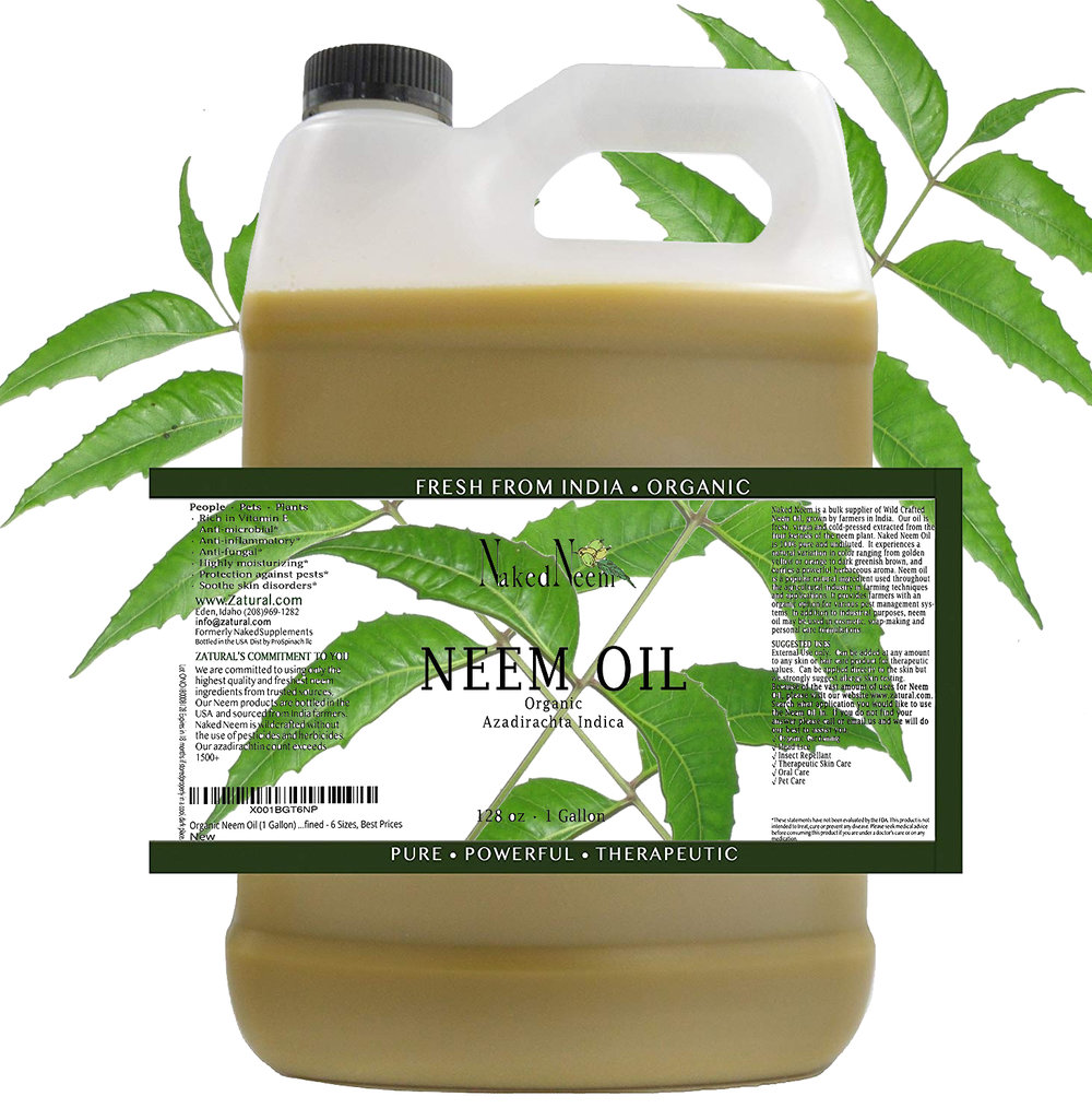 Organic Neem Oil - This should be sprayed on fruits and vegetables trees and flowers to kill the adults, eggs and larvae. Mix in 1 oz/gallon or water and spray the entire leaf surface and underside so that the leaves are wet.