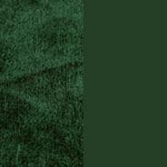 Exclusive Velvet-Finish   Paper      Sold per Meter     Green -    White