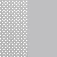 Metallic Finish with Die Cut Holes      290gsm     Grey -    Grey