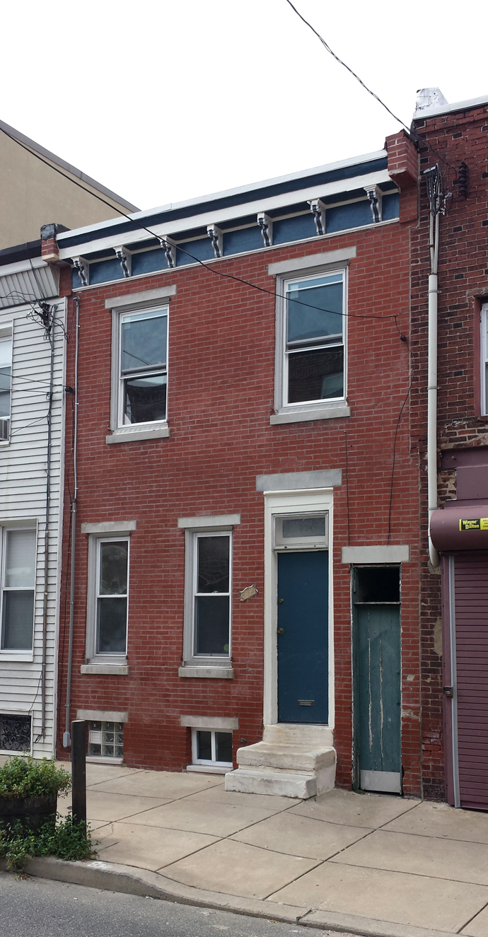 Blog Toner Architects Technical Structural Diagram Of Double Mansard Roof And Glazing Infill Work Has Begun On An Overhaul A Two Story Rowhouse In South Philadelphia The Is Extensive Weve Gutted Entire Home Will Be Rebuilding