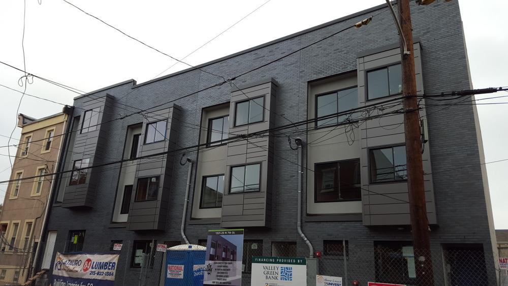 1321-27 N 7th Street - Exterior
