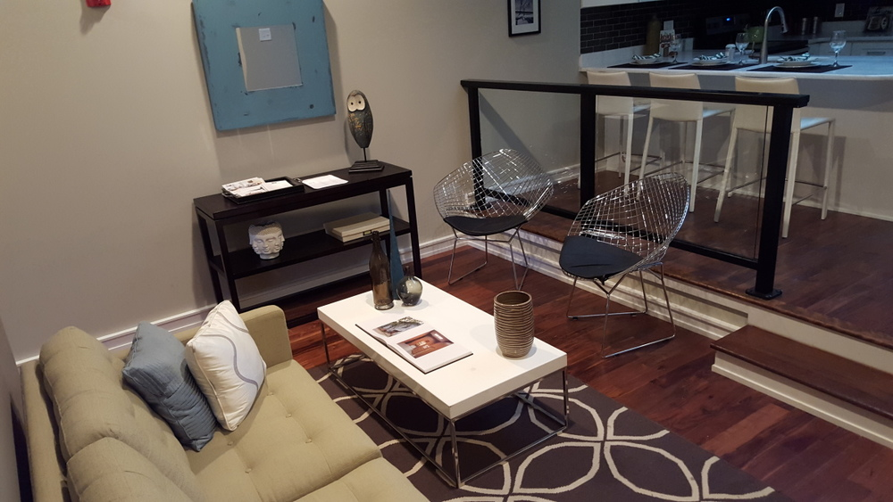 1321-27 N 7th Street - Living Area
