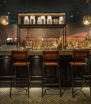 BABA Restaurant and Bar — SUSAN LAKE LIGHTING DESIGN