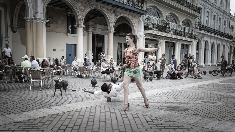 impromptu Dance 4