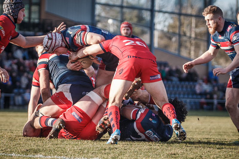 Doncaster Knights v Bristol Rugby