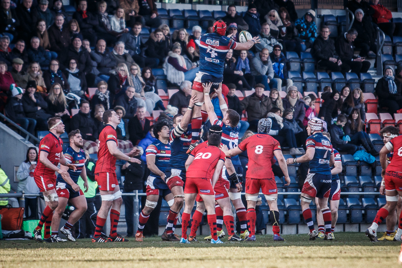 Doncast Knights v Bristol Rugby