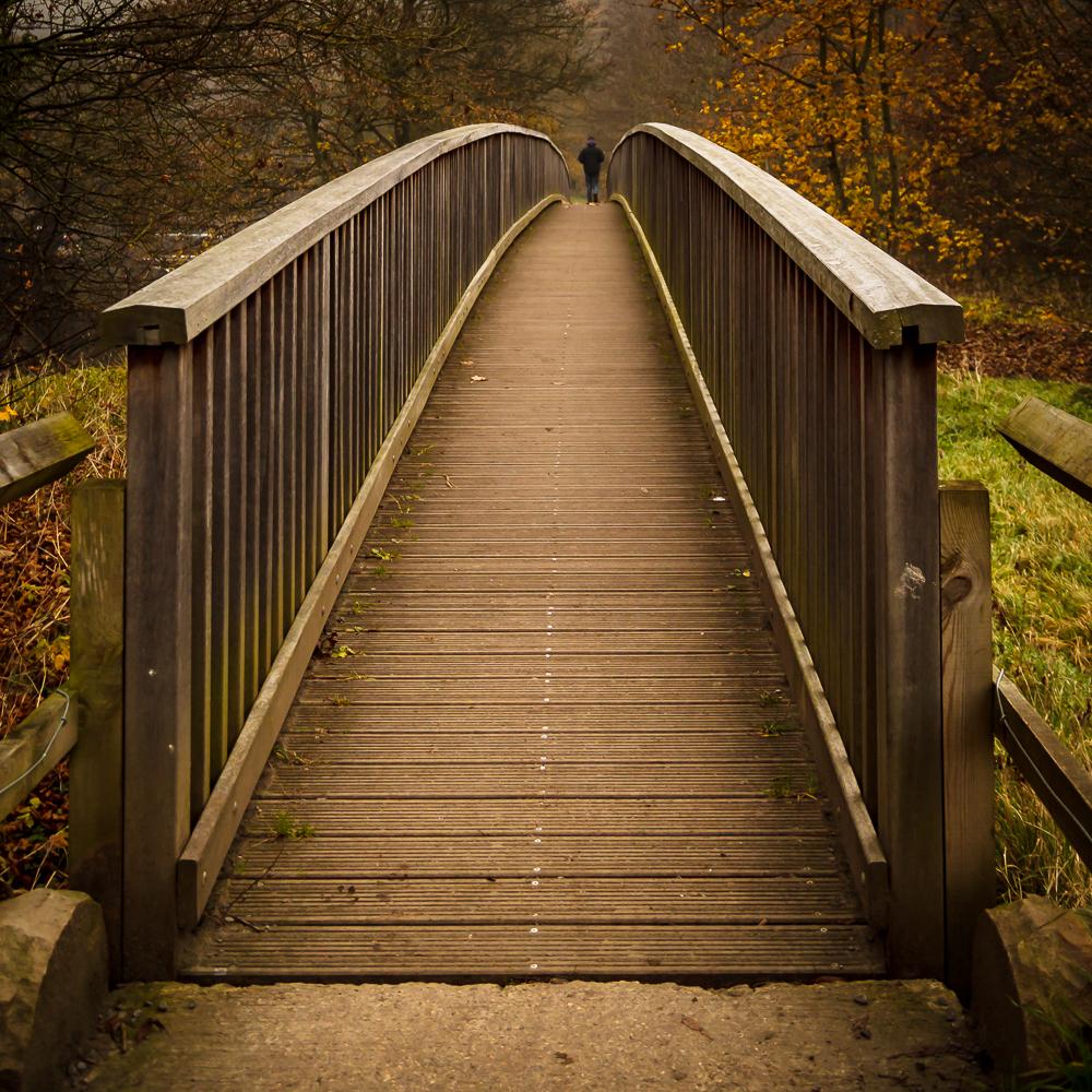 Bridge, Maiden Castle, Durham