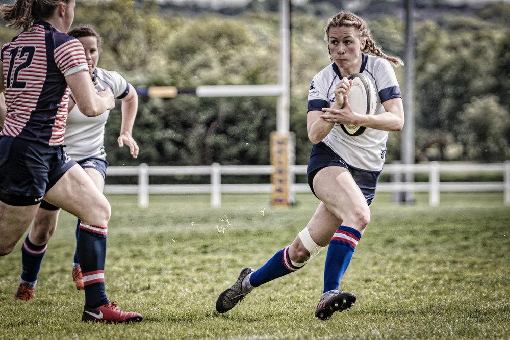 Lauren Bolger: Early attack