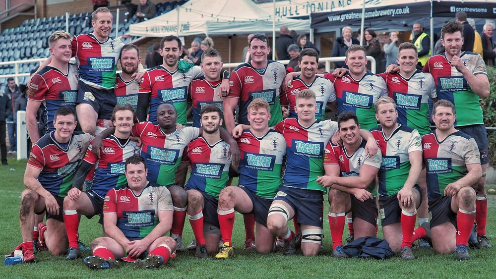 A victorious Hull Ionians