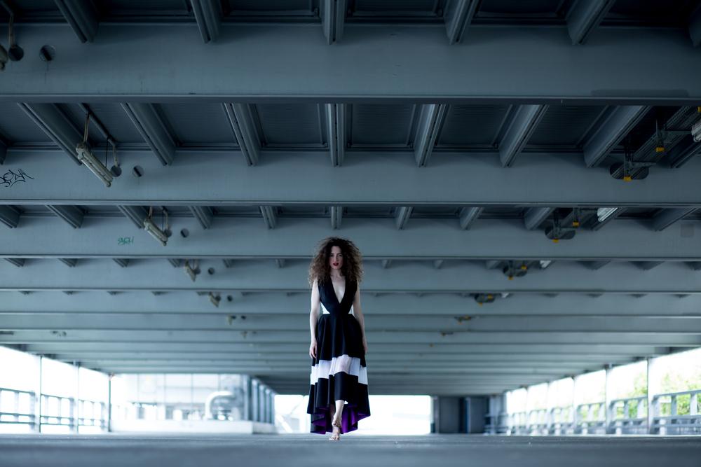 Hayley in Light