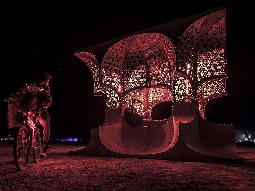 Hayam Sun Temple Hylemo Josh Haywood Burning Man 2014 04