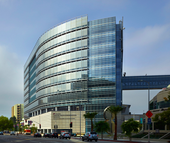 Cedars-Sinai Advanced Health Sciences Pavilion