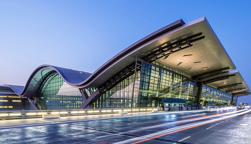 Hamad International Airport Passenger Terminal Complex