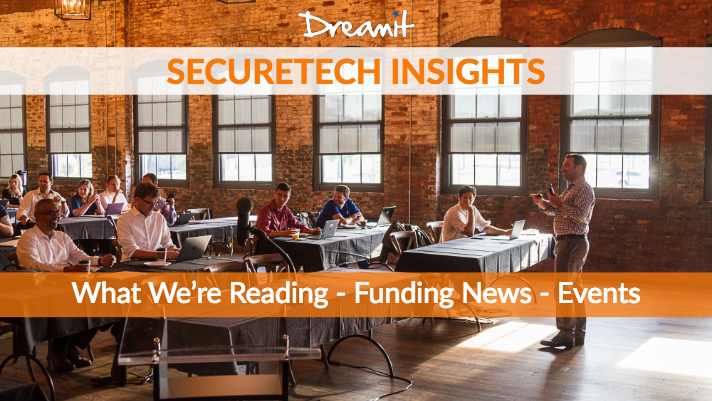 Dreamit startups kicking off the Fall 2018 program