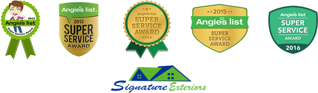 Signature Exteriors earns Super Service Award Angie's List.png