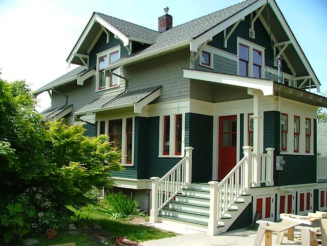 Houzz exterior paint colors