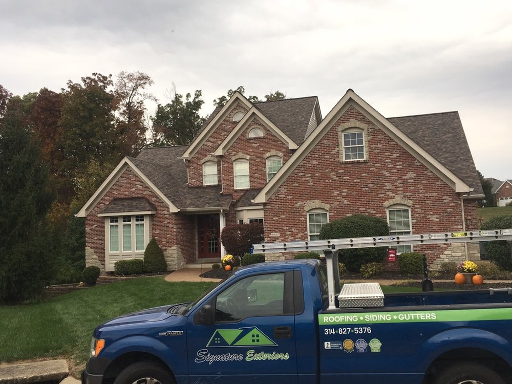 Signature Exteriors A St Charles And St Louis Roofing