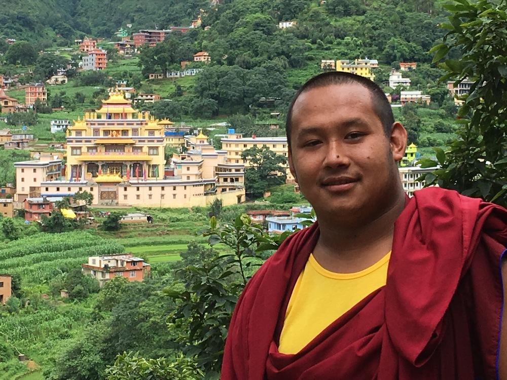 Monk Karma