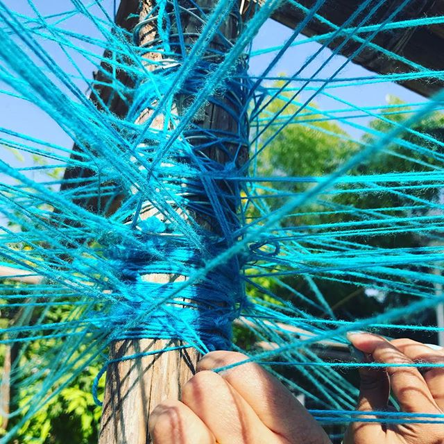 We're all connected, and it's beautiful. . . #interconnected #stringoflife #blueisbeautiful #mewe #humanity