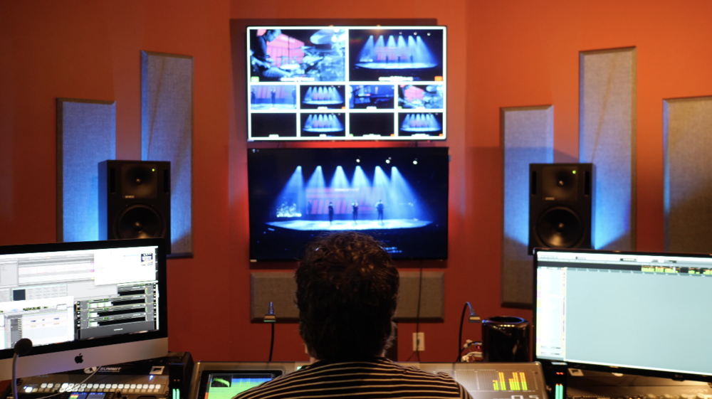 red rocks church recording studio