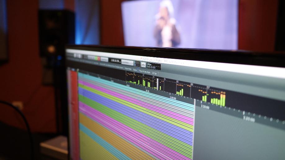 nuendo live multitrack recording