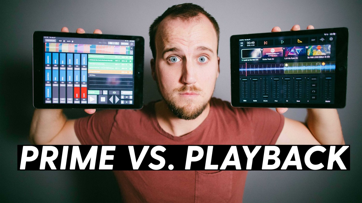 Prime vs  Playback | Which app is best for your worship