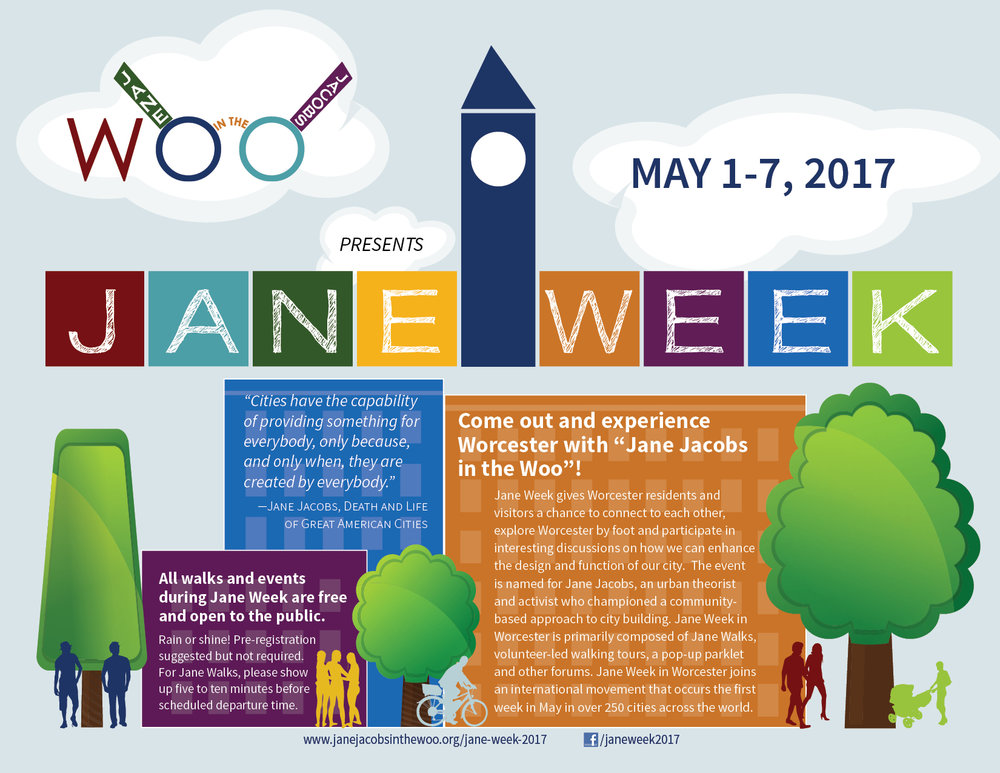 Click HERE to download a Jane Week brochure!