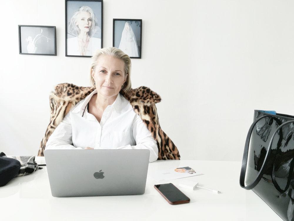 Ing. Nadja Gusenbauer CEO LIK Akademie für Foto und Design GmbH