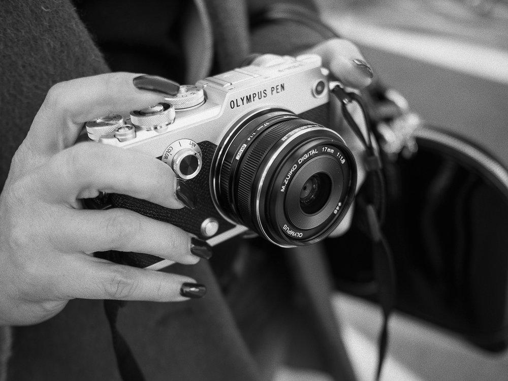 Fotokurs für Frauen der LIK Akademie für Foto und Design