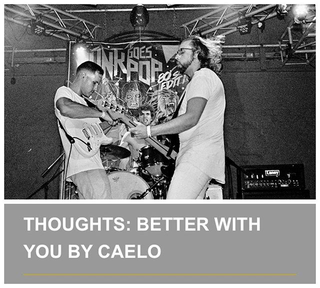 """Love and appreciate @audio_inferno for the support they give us ♥️🔥 Check out the review of """"Better With You"""". """"There's not a lot to say about this single or CAELO that hasn't already been said..."""" . . . . . #artistsofinstagram #rocknroll #altrock #indierock #newmusic #bnwphotography #rockmusic #sundayvibes #sundayfunday #happyplace #grateful #blessedlife #review #reviews #recommended #recommendation #concerts #music #live #livemusic #capetown #southafrica #localmusic #samusic #musiciansofinstagram #concertphotography #pumped #excitement #friendship #weekend"""